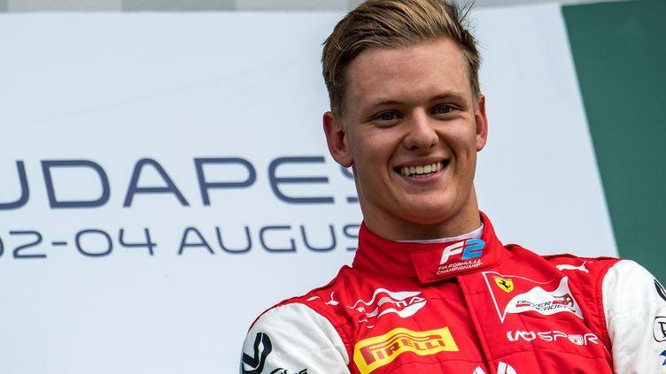 Le pilote allemand Mick Schumacher  (ANDREJ ISAKOVIC / AFP)