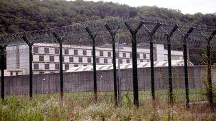 La prison de Varces, près de Grenoble, en Isère, le 31 mai 2016. (MAXPPP)