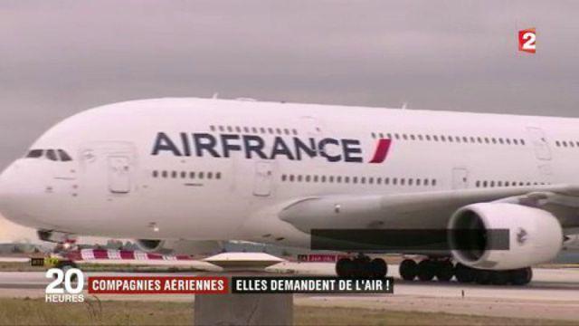 Compagnies aériennes : elles dénoncent la concurrence déloyale étrangère