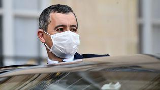 Gérald Darmanin, le ministre de l'Intérieur, le 7 octobre 2020. (JULIEN MATTIA / LE PICTORIUM / MAXPPP)
