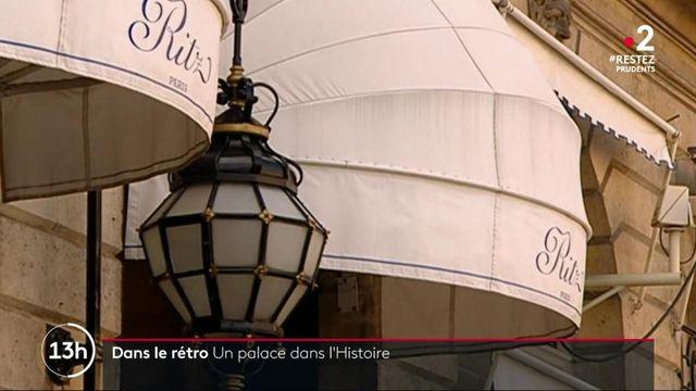 Patrimoine : le Ritz a 122 ans