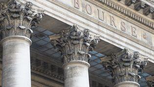 La Bourse de Paris, le 13 avril 2021. (JOAO LUIZ BULCAO / HANS LUCAS / AFP)