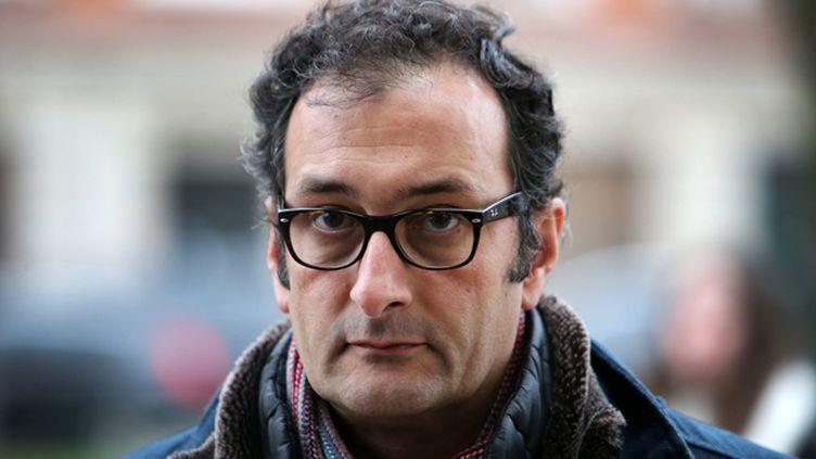 (Maître Daoud avocat de l'association Le Nid, partie civile au procès du Carlton © Maxppp)