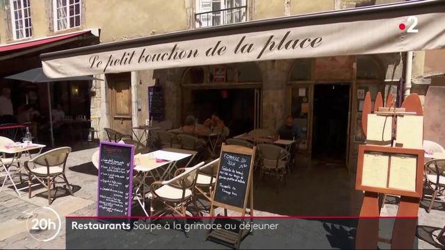 Déconfinement : à Lyon, certains restaurateurs attendent encore les clients