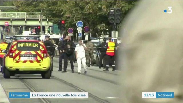 """Terrorisme : la France, cible d'une menace """"élevée et constante"""""""