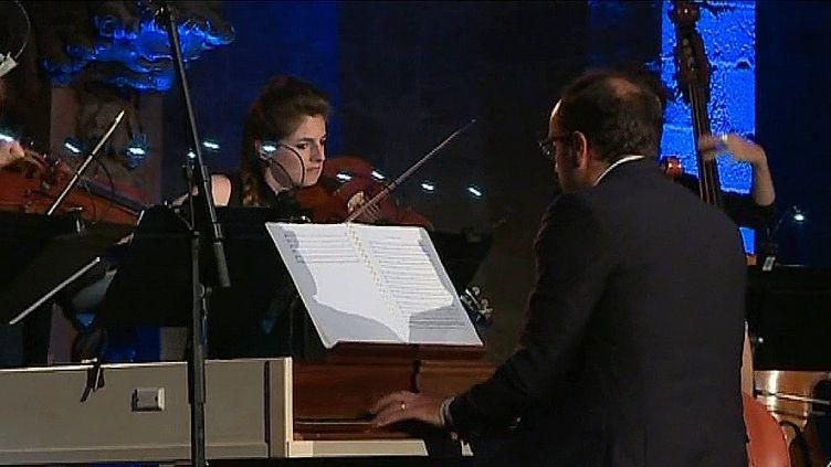 Yves Rechsteiner et l'ensemble Les Surprises (France Télévisions)