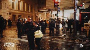 Envoyé spécial. Violences policières : quelle justice ? (ENVOYÉ SPÉCIAL  / FRANCE 2)