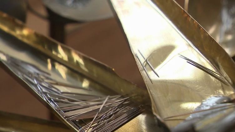 Savoir-faire : une usine de fabrication d'aiguilles unique en Europe (FRANCE 2)