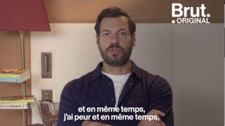 VIDEO. Les trois moments qui ont changé la vie de Laurent Lafitte (BRUT)