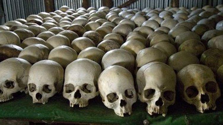 Mémorial du génocide rwandais à Bisesero. (A. Demotes / Photononstop )