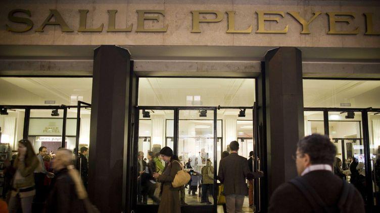La Salle Pleyel en 2012.  (YAGHOBZADEH RAFAEL/SIPA)