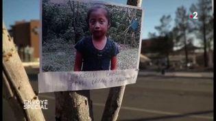 Envoyé spécial. Enfants migrants : Jakelin, 7 ans, venue du Guatemala et morte en détention aux Etats-Unis (ENVOYÉ SPÉCIAL / FRANCE 2)