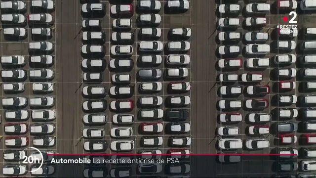 Automobile : la recette de Peugeot pour résister à la crise