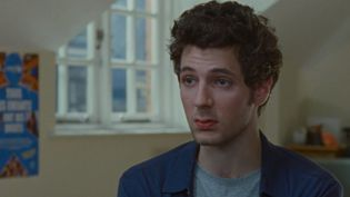 """Vincent Lacoste est à l'affiche d'""""Amanda"""". Un filmémouvant qui évoque le deuil après la disparition d'un proche. (FRANCE 3)"""