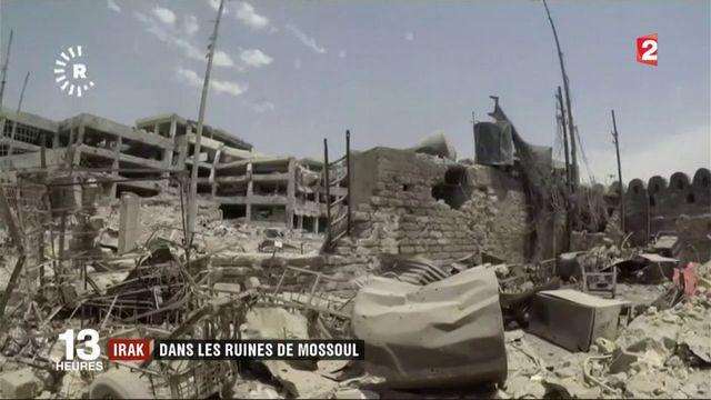 Libérée, Mossoul présente les stigmates d'une guerre sans merci