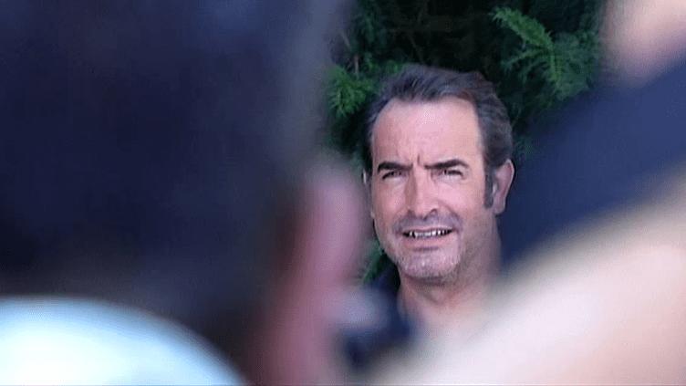 L'arrivée de Jean Dujardin au festival d'Angoulême  (France 3 / Culturebox)
