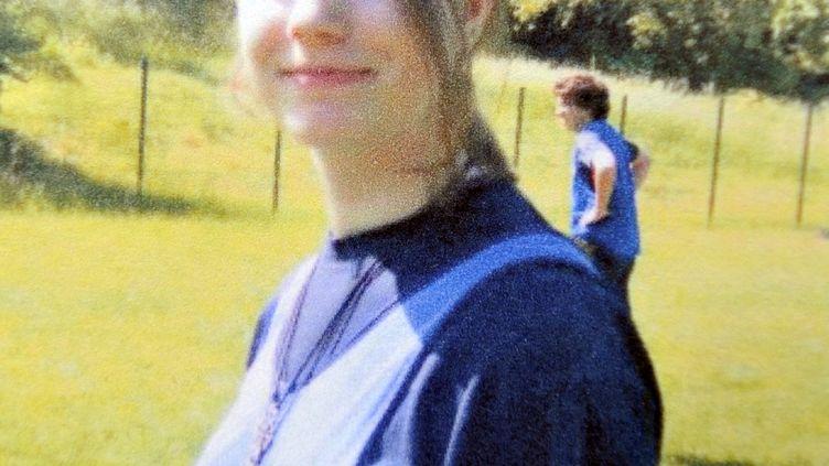 Portrait de Geneviève, lycéenne de 16 ans en fugue depuis le 4 décembre 2012, fourni par sa famille le 27 décembre 2012. (AFP)