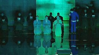 """L'opéra National du Rhin présente """"Le pavillon d'or"""" adapaté du roman de Mishima  (France 3 / Culturebox )"""