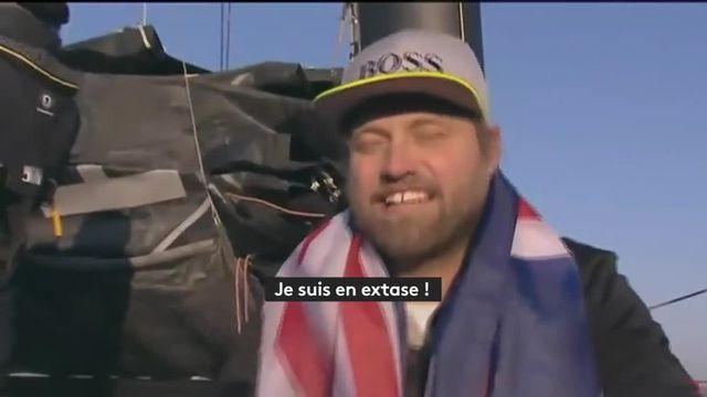 VIDEO. Revoyez l'arrivée aux Sables-d'Olonne d'Alex Thomson, deuxième du Vendée Globe