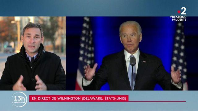 Présidentielle américaine : les chantiers qui attendent Joe Biden