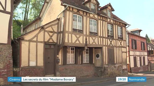 """Secret de tournage de """"madame Bovary"""""""