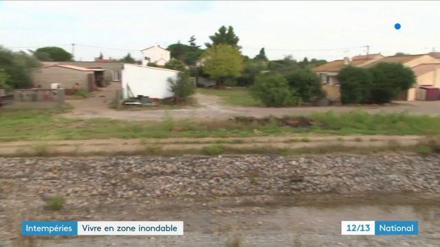 Cuxac-d'Aude : un village en zone inondable épargné
