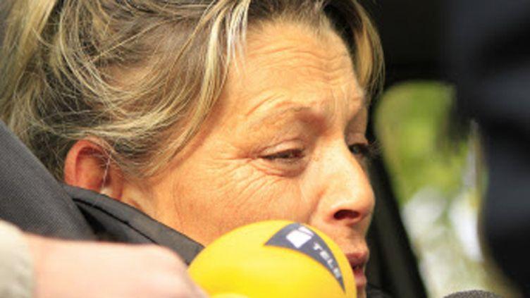 (Adèle Vinterstein, la mère du défunt de Moirans © SIPA/Xavier Vila)