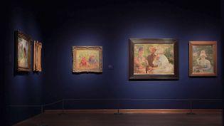 Le musée des impressionnismes de Giverny (Eure) propose une exposition sur les jardins. Art : le musée des impressionnismes de Giverny célèbre les jardins (FRANCE 3)