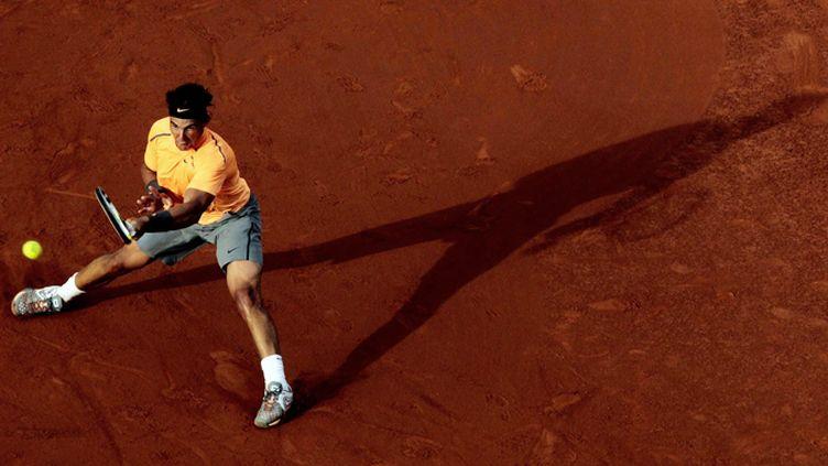 L'Espagnol Rafael Nadal (ALBERTO ESTEVEZ / MAXPPP)