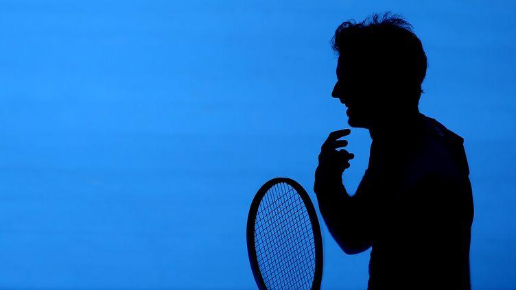 Une enquête menée par Buzzfeed UK et la BBC met en cause 70 joueurs de tennis professionnels impliqué dansdes trucages de matchs. (BACKPAGE IMAGES / BACKPAGE IMAGES LTD / AFP)