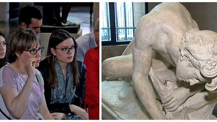 L'odeur de l'art au Palais des Beaux-Arts de Lille  (France 3 / Culturebox)