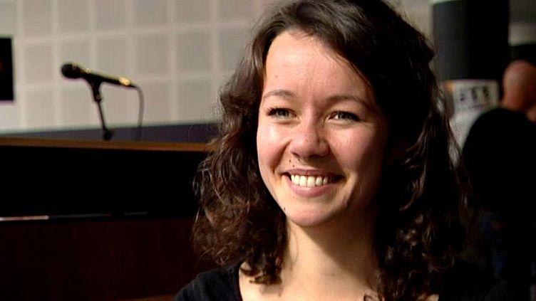 Louise Robard à Jazz à l'Ouest  (France 3 / Culturebox)