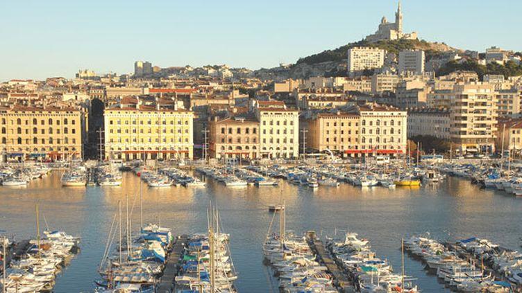 La marina de Marseille accueillera les épreuves de voile des JO 2024 si Paris est choisie par le CIO