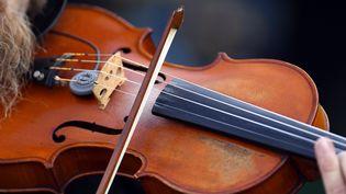 Le Syrian Expat Philarmonic Orchestra (SEPO) joue samedi 2 décembrepour la première fois en France. (Photo d'illustration) (MAXPPP)