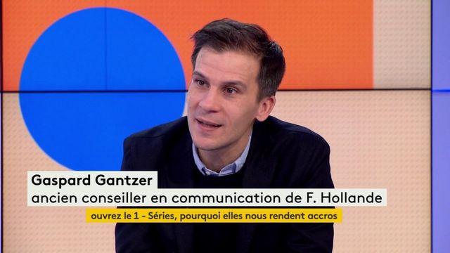 """VIDEO. Séries politiques : """"La réalité est parfois plus violente que la fiction"""", selon l'ancien communicant de François Hollande"""