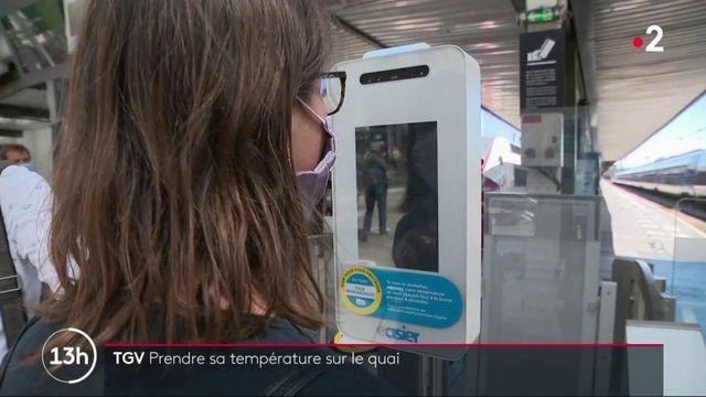 Covid 19 : bientôt des caméras thermiques dans les gares ?