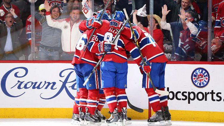 Les Canadiens de Montréal (ANDRE RINGUETTE / GETTY IMAGES NORTH AMERICA)