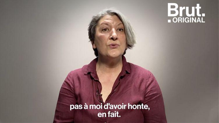 VIDEO. Claudine Cordani, celle qui a refusé le huis clos à ses violeurs (BRUT)
