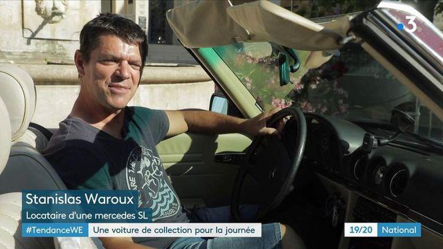 Automobile : louer une voiture de collection à la journée devient tendance