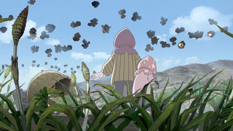 """""""Dans un recoin du monde"""" est un film d'animation qui raconte la vie d'une jeune fille japonaise avant et pendant la Seconde guerre mondiale. (Fumiyo Kouno/Futabasha/Konosekai no Katsumini Project)"""