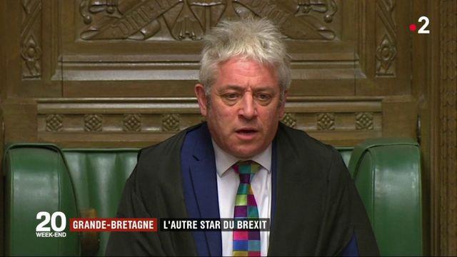 Brexit : John Bercow, l'arbitre star des discussions au Parlement