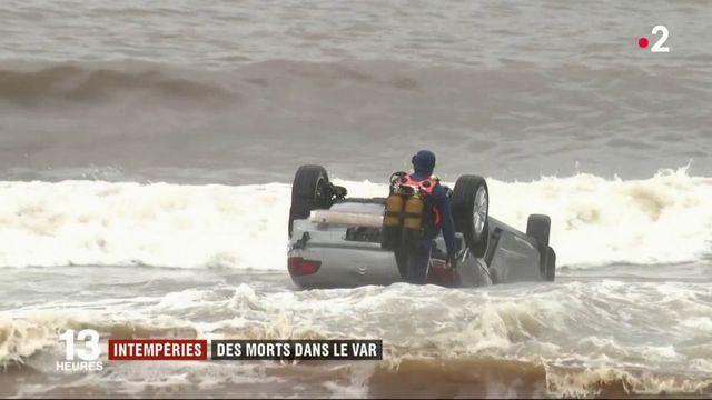 Var : intempéries meurtrières à Sainte-Maxime