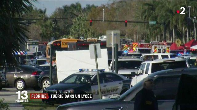 Floride : tuerie dans un lycée