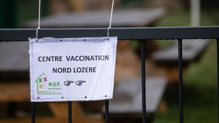 La Lozère enregistre une couverture vaccinale légèrement plus faible que dans le reste de la France, avec 70,3% des habitants pleinement vaccinés contre 73,1% au niveau national. (QUENTIN FALCO / HANS LUCAS / AFP)