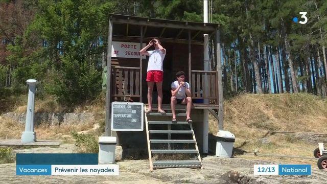 Vacances : prévenir les noyades