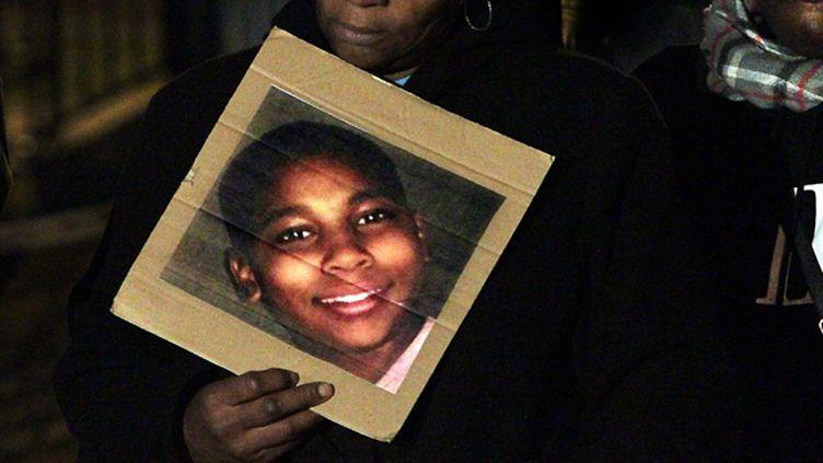 (L'enfant de 12 ans avait été tué par un policier alors qu'il jouait avec une arme en plastique © MaxPPP)
