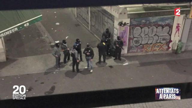 Saint-Denis : les témoins de la fusillade