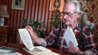 Pierre Le Guennec, l'électricien de Picasso est poursuivi avec son épouse pour recel de vol  (NICE MATIN / MAXPPP)