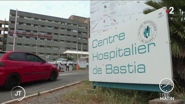 Covid-19 : la pression se stabilise à l'hôpital de Bastia, en Corse
