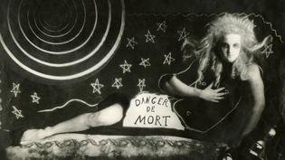 Barbette dans Le Sang d'un poète. 1930. Photographie de Sacha Masour.  (Sacha Masour, DR.)